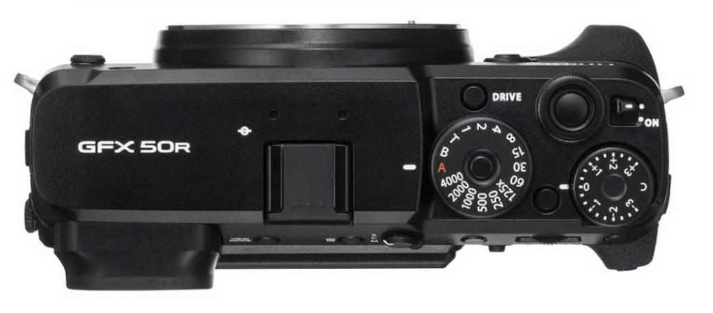 Fujifilm lanza la nueva GFX 50R,  cámara de formato medio