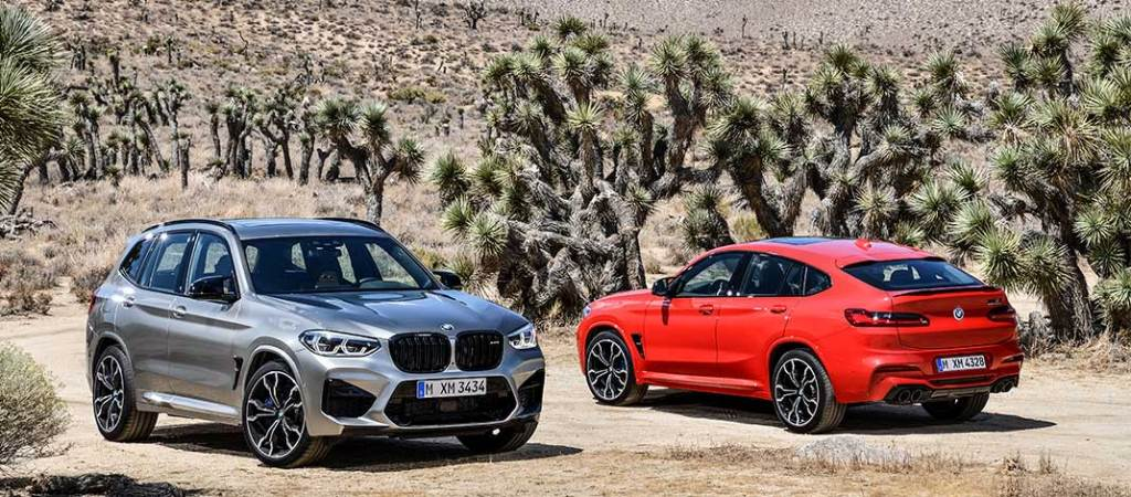 Conoce todo sobre los nuevos BMW X3 M y BMW X4 M