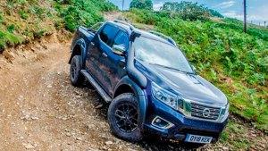 """Nissan NP300 Frontier gana""""Mejor Off Road"""""""