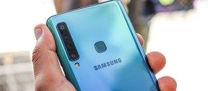 ¿Ya conoces el Galaxy A9? ¡Un Smartphone con 4 cámaras!