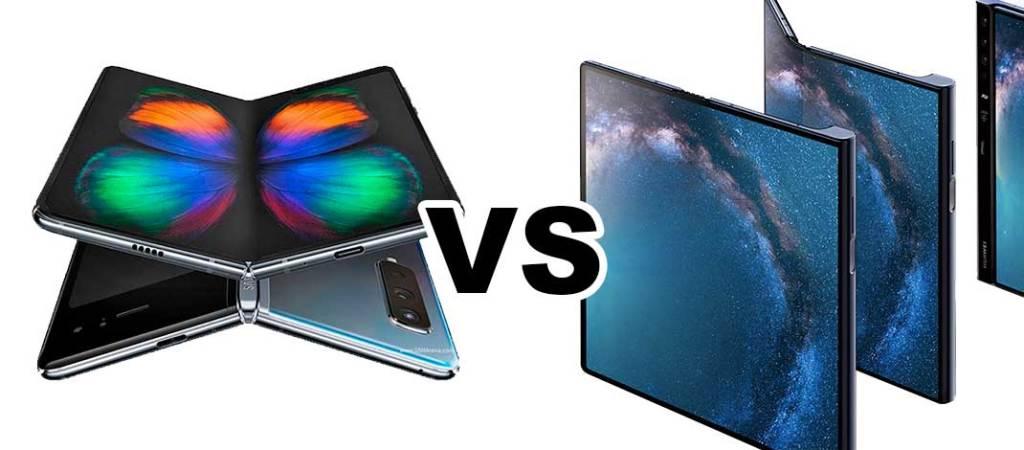 Samsung vs Huawei dos grandes se enfrentan cara a cara