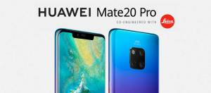 ¡No esperes un 10, cuando ya puedes tener un 20 con Huawei!