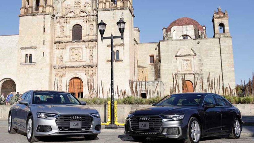 Nuevo Audi A6: Elegancia deportiva