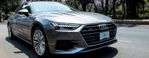 ¡Audi A7 Sportback 2019 disponible ya en México!