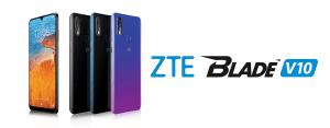 ZTE Presentó en México nueva serie Blade V10