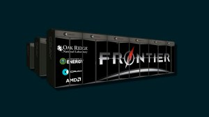 FRONTIER la supercomputadora del 2021