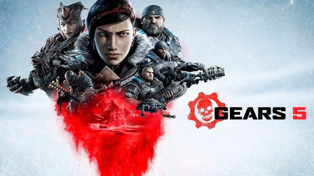 E32019 | Gears Of War 5 lanzamiento