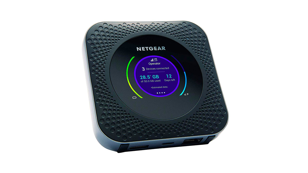 Hotspots de Wi-Fi portátiles