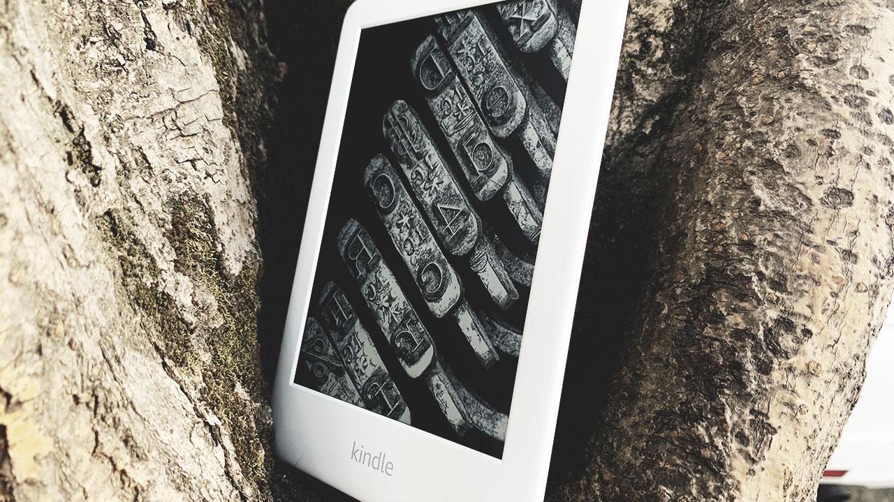Necesitas un Kindle