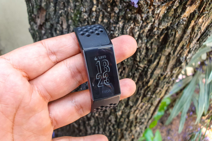 Fitbit Charge 3 Análisis