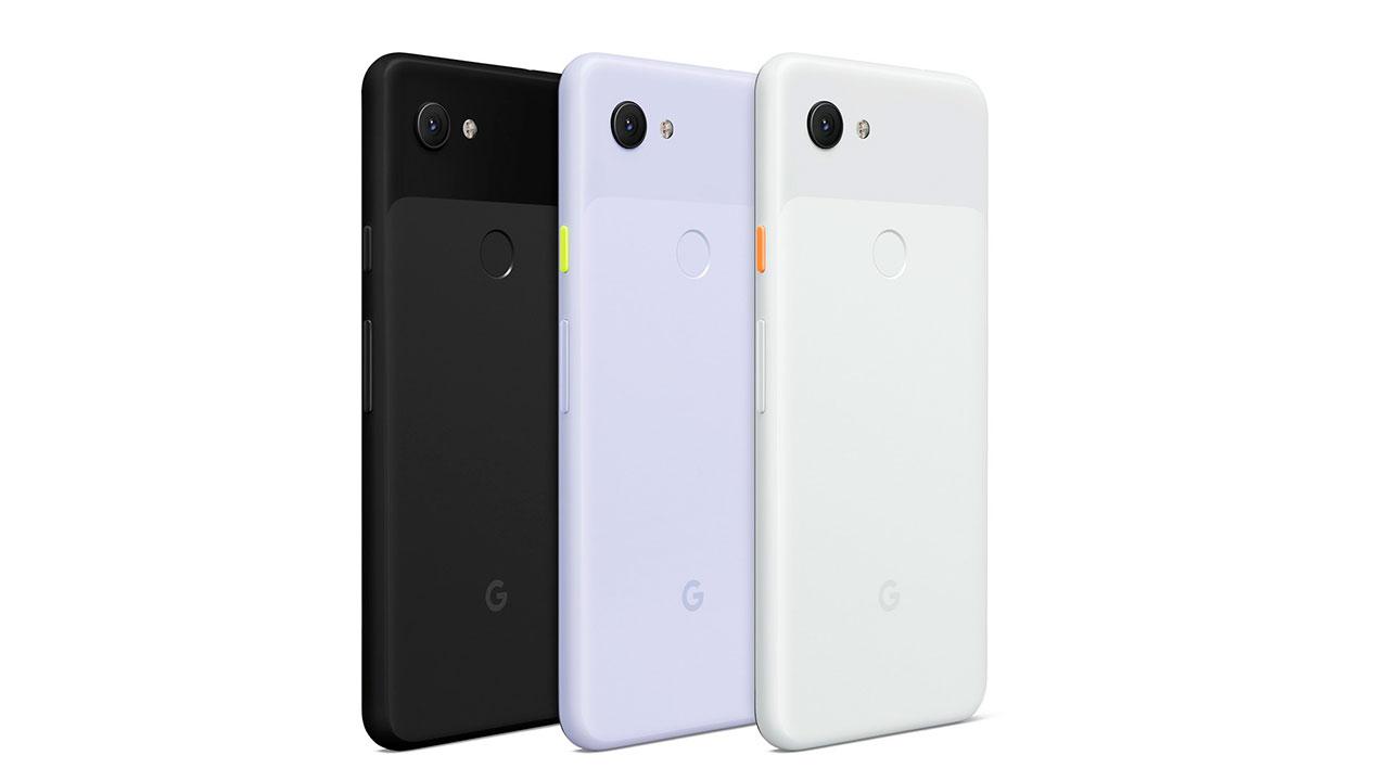 Pixel 3aXL gama media