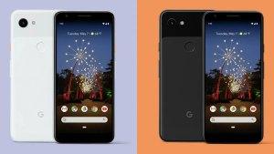 Pixel 3a y 3a XL de Google