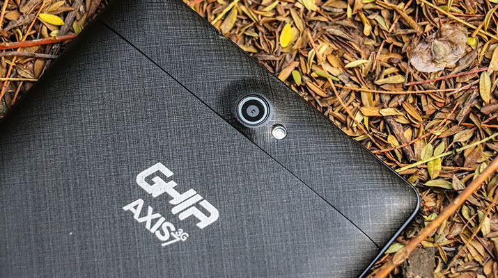 Ghia Axis 7 Android Go