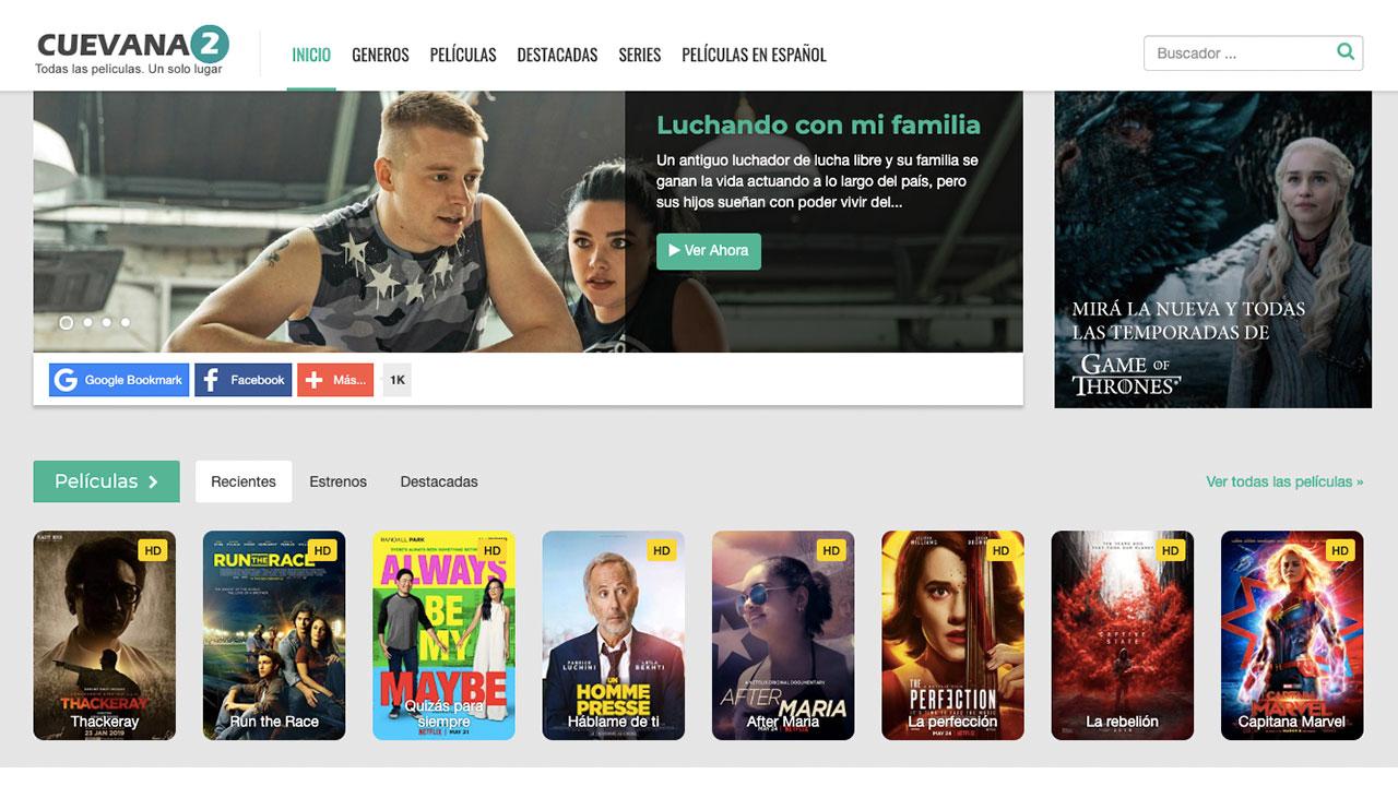ver películas y series gratis