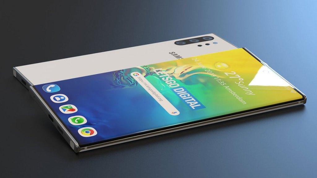 Reseña del Samsung Galaxy Note 10 5G