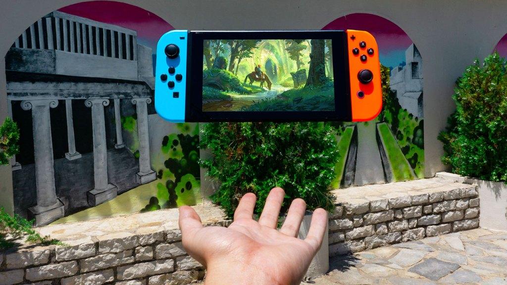 Nintendo Switch, Servicio de Streaming para videojuegos