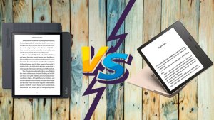 Kobo VS  Kindle