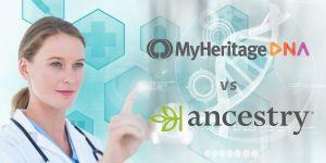 ADN Test Heritage VS Ancestry