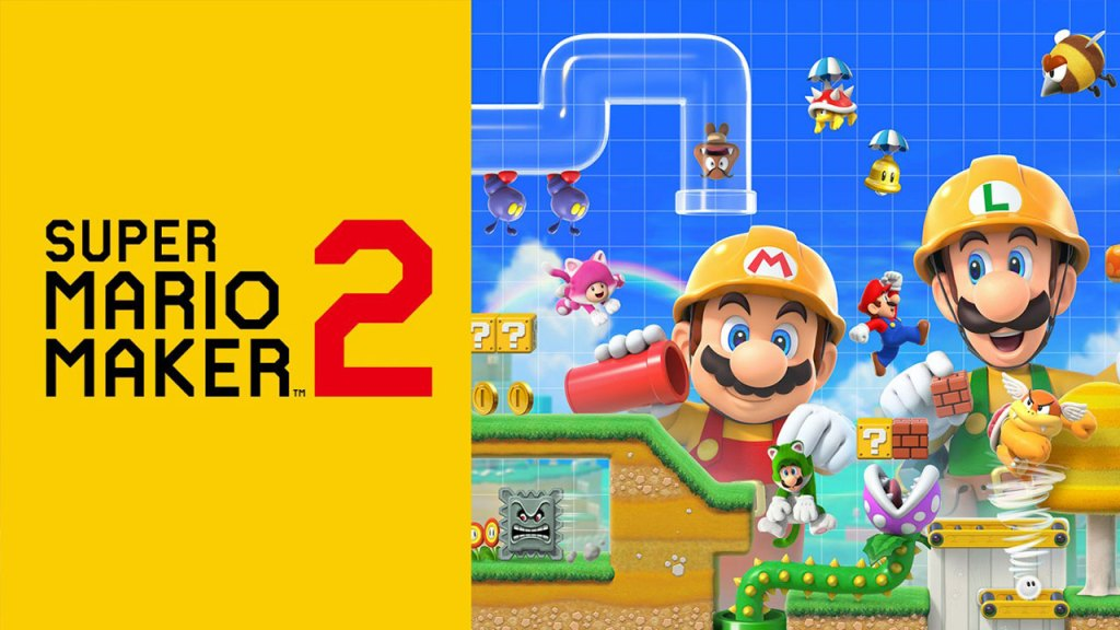 Review Super Mario Maker 2