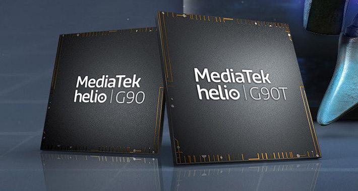 Helio G90 y G90T