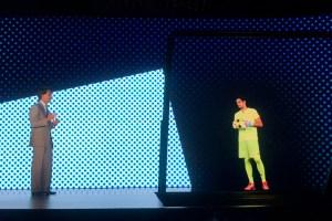 Ericsson y Millicon hacen la primera llamada holográfica