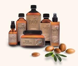 Consiéntete con los productos Nashi