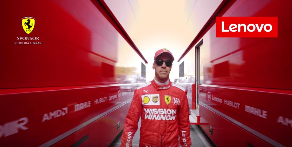 ¿Quieres tener la misma seguridad y eficiencia que la escudería Ferrari de F1 en tu computadora? Con ThinkShield y ThinkPad de LENOVO es posible