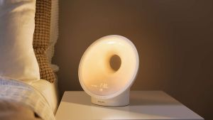 La luz de despertador Philips Somneo es tu arma contra las mañanas frías y oscuras