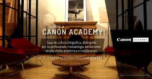 La diferencia entre amateur y pro: Canon Academy
