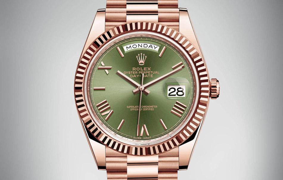 Resultado de imagen para Berger – Rolex reloj