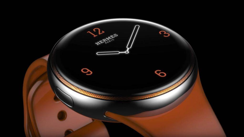 Apple Watch Circular Serie 6 sorprende en un nuevo y sorprendente render
