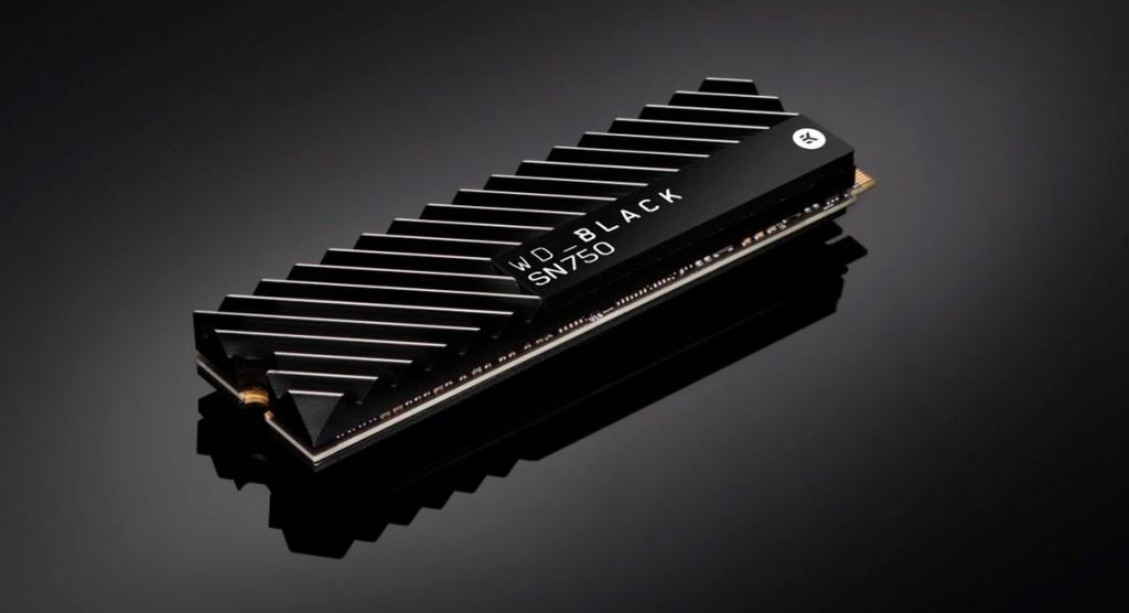 Los gamers aman el nuevo WD Black SSD NVMe SN750: Tus juegos nunca tuvieron tan buen rendimiento
