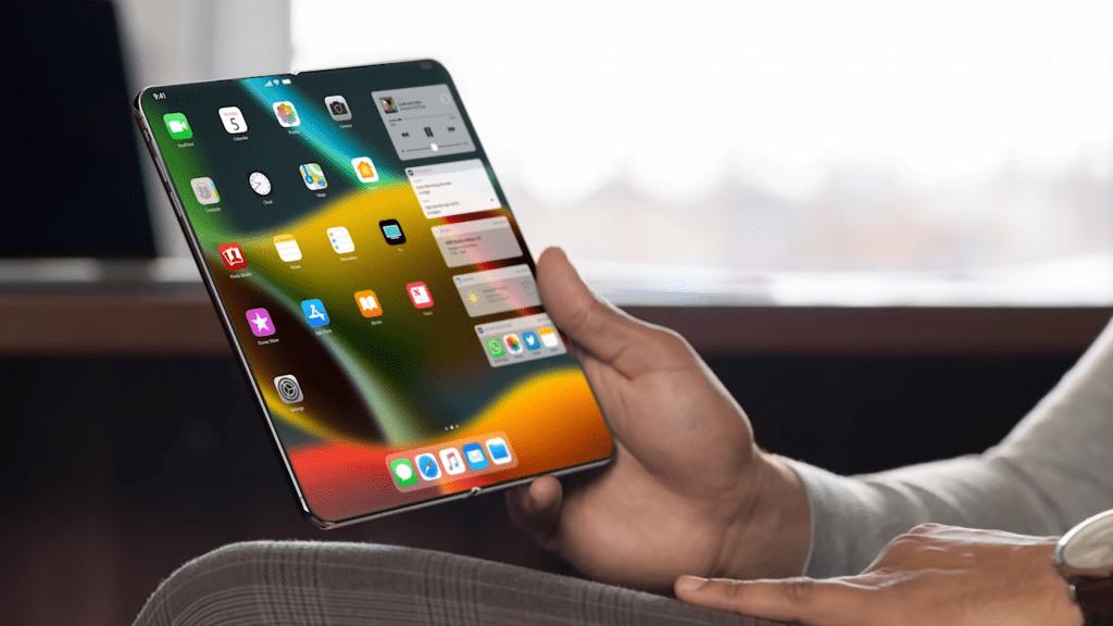 Teléfono plegable de Apple en camino: el nuevo iPhone puede estar a 'menos de un año de distancia'