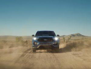 Ford Explorer Nueva Generación