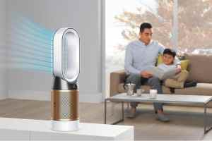 Reseña de Dyson Pure Humidify + Cool Cryptomic
