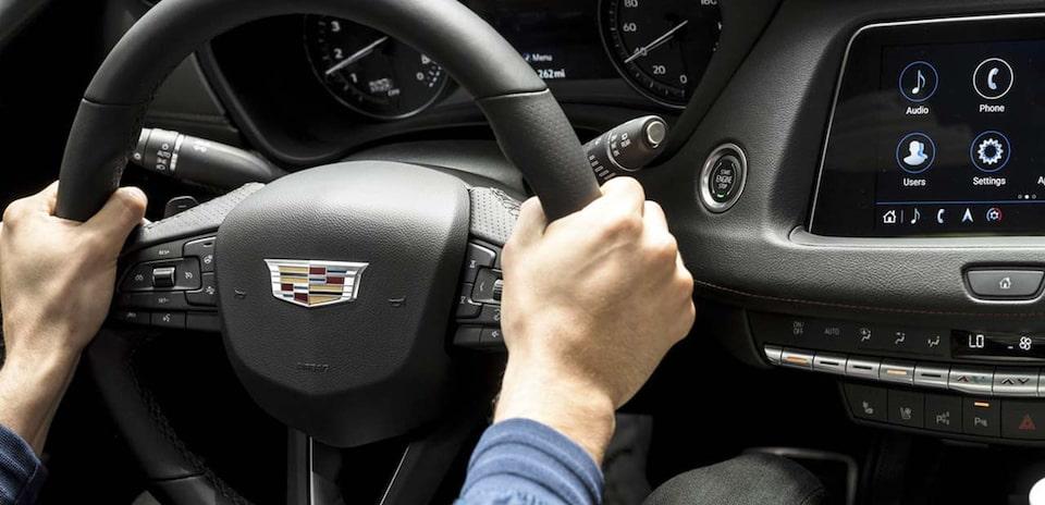 XT4 2020 de Cadillac