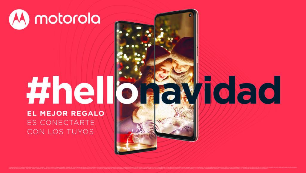Listado de los mejores regalos de smartphones Motorola para esta Navidad