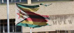 Zimbabwean flag (Kwesé is not Zimbabwean)