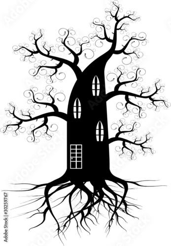 Картинки Стилизованные Деревья