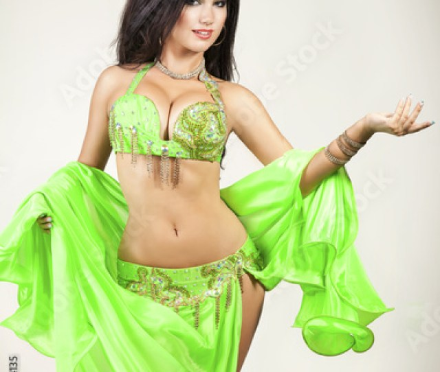 Bellydancer Woman Dancing Active Arabian Dance Sexy Girl Dancer Stock Photo And Royalty Free Images On Fotolia Com Pic
