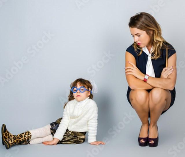 Mom Teaches Daughter