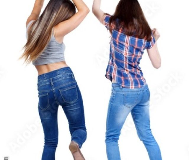 Dance Party Girls Teens Dance Enjoy