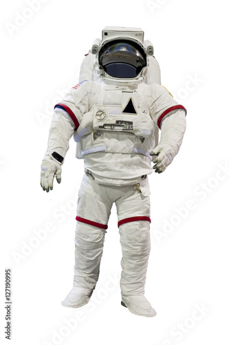 """astronaut isolated on white background"" Stock photo and ..."