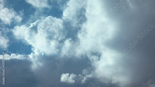 """"""" High quality time lapse video of cloudscape in 4K"""" Video ..."""