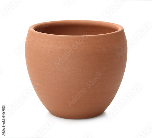 Unfinished Clay Pots