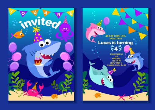 2 965 best baby shark vector images