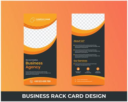 https stock adobe com ee images digital marketing agency rack card design corporate business dl flyer design template 374080740 start checkout 1 content id 374080740