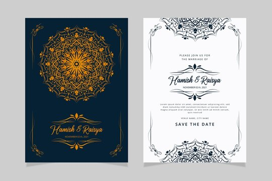 indian wedding invitation images