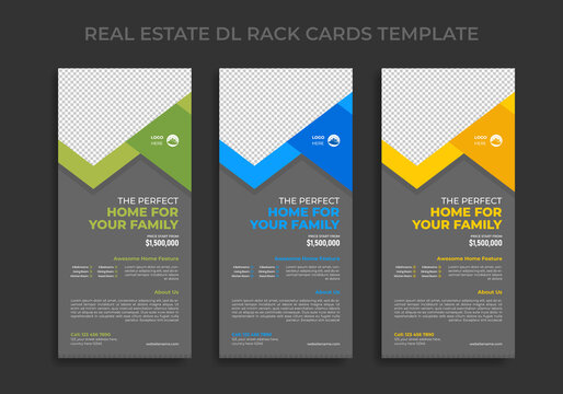 https stock adobe com ee images real estate dl rack card template design 411515998 start checkout 1 content id 411515998