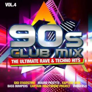 90'S Club Mix Vol 4-2020